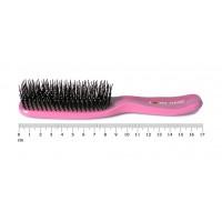 Расческа I LOVE MY HAIR Spider 1503 Розовая микро